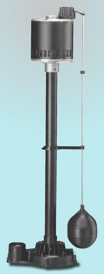 Pedestal pump