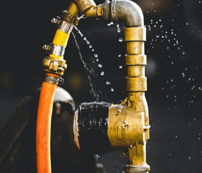 Water Repair Line Pipe