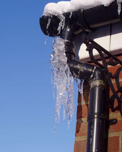 Markham Frozen Pipes